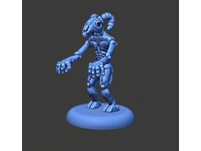 Blue Demon (Halloween month post 4)