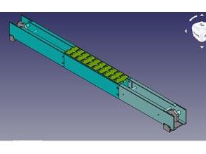 Slat Link Conveyor