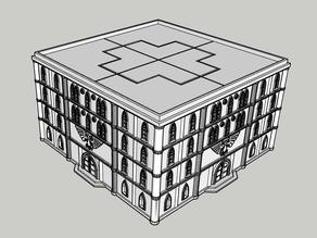 Adeptus Titanicus Building No. 19 - Intact