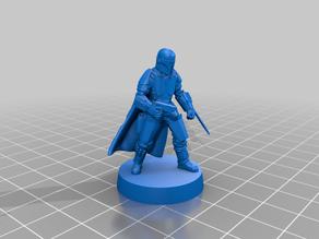 Mandalorian Warlord for Legion