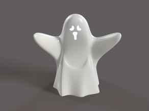 Tealight Ghost Decoration