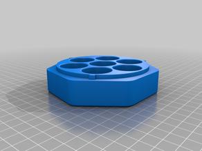 Heptagon Gaming Container (ANTI-ELDERWOOD ACADEMY DESIGN)