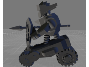 Sinclair (Robot Junk Knight)
