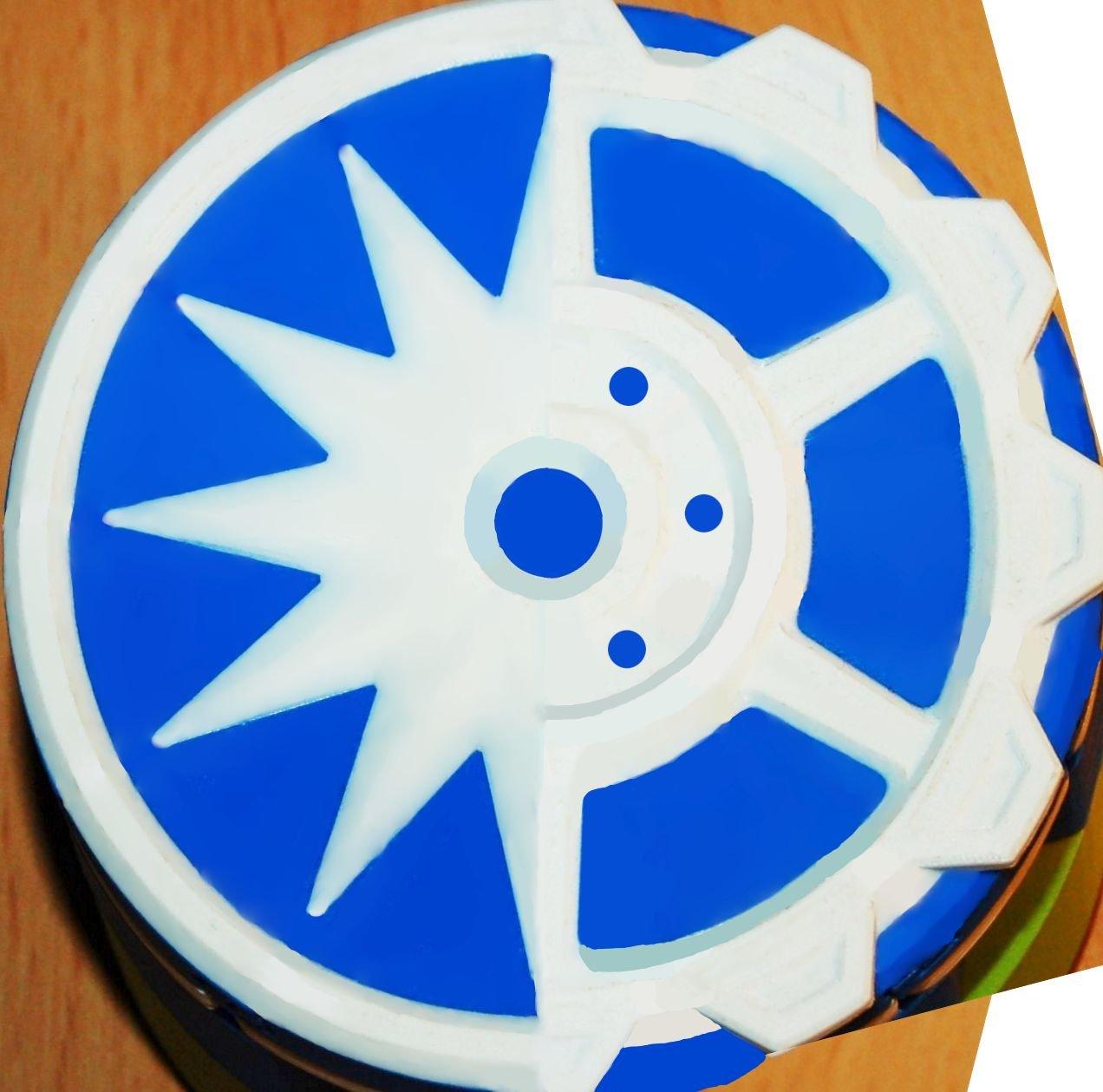 Snapmaker 2.0 A150 Enclosure Spool holder lift