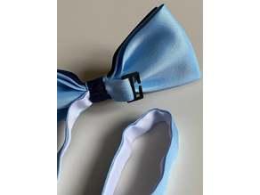 Bow tie connector