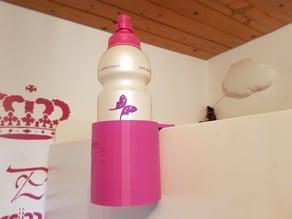 Bottle holder unicorn IKEA bed Stuva