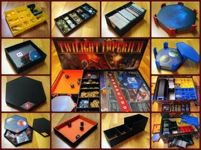 Twilight Imperium 4th Edition - Organizer