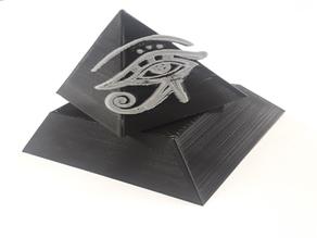 Spinning Pyramid