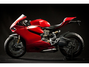 Ducati 1199 Superbike (WITH ASSEMBLY)