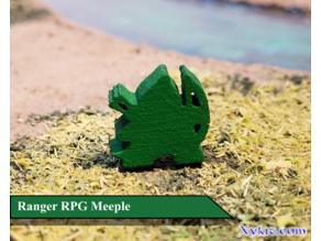 Ranger Meeple - RPG - DnD