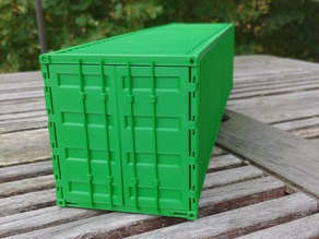 Intermodal container G scale 1:29