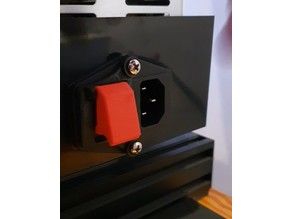 Switch Cover Ender 3 Pro