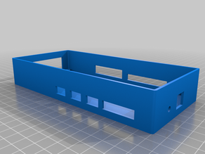 Case for Wanhao D6 controller board