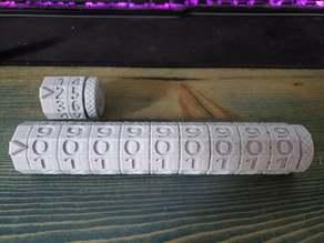 Locking Spell Slot Tracker