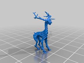 alien deer