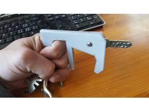 Door opener + Key holder