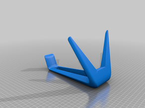 MakerBot Headphone Stand - Toluco Remix
