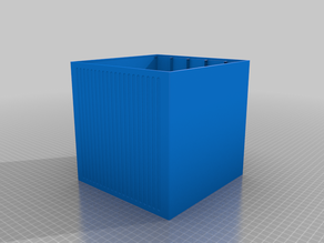 My Customized Stackable Resistor Storage Box []