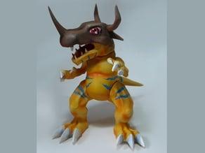 Greymon Digimon