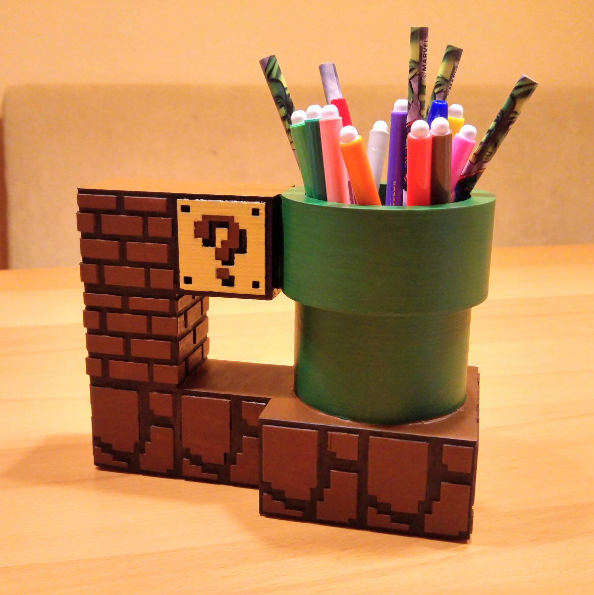 Super Mario Can Stein by CGSolutions