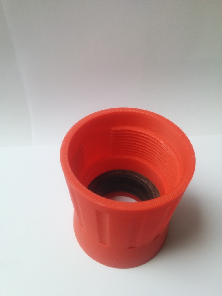 Vacuum hose holder for Parkside PMNF wall chaser - replacement part