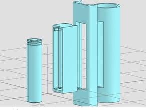 Battery Insert For 32MM Tube