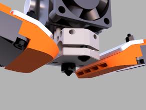 Nozzles mod for 4010 turbine Ulti Steel