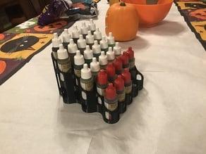 Paint Rack, Less Plastic, 25 mm (Army Painter)