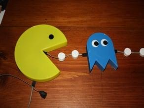 PacMan and Ghosts Night Light