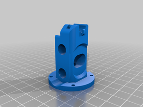 Prusa i3 y-corner-wide for xy-squaring