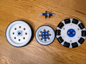LEGO Technic Compatible to Technic Wheel Adapter