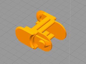 гибкий кабель канал для 3D принтера 10x15