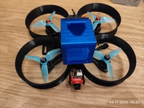 Iflight IX3 Cine Whoop