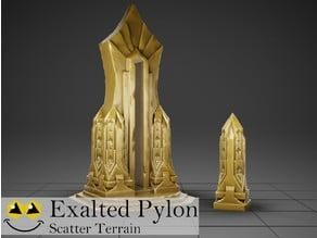 Exalted Pylon - Tabletop Terrain