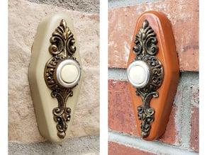 Door Bell Button Housing