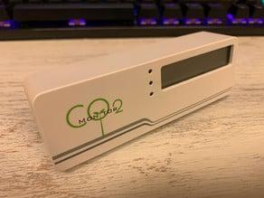 TFA Dostmann CO2 Monitor Backplate