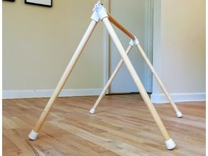 Fold-Up Baby Gym and Play Stand