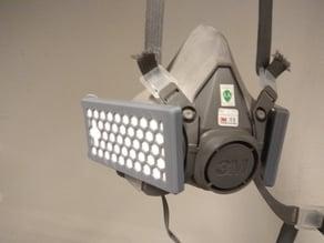 3M half mask filters