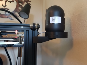 WiFi Camera stand - Clip on to 2020 Extrusion