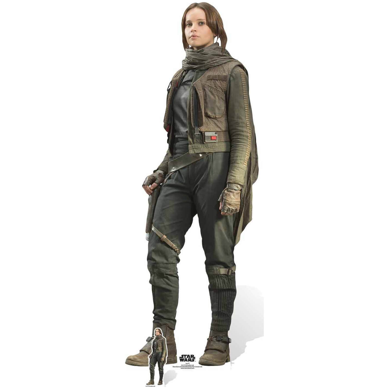 Jyn Erso Boot Buckle