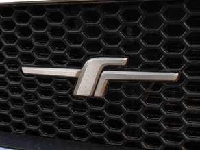 Subaru Forester JDM 'F' Grille Badge