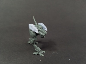 Battletech Locust Variant Mods (1E, 1S, 1M)