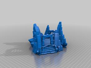 temporary prison  tower base - terrain