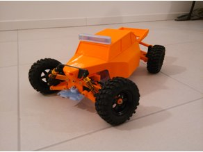 New Body for 3D Printed RC Buggy