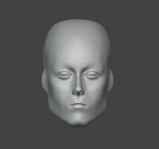 Ellen Ripley (1979) Head