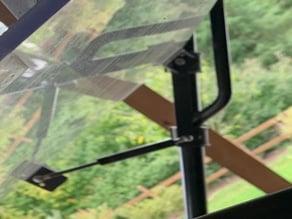 Popup Windshield for UTV/Honda Pioneer