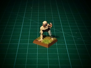 Ghoul 28mm (no supports needed)