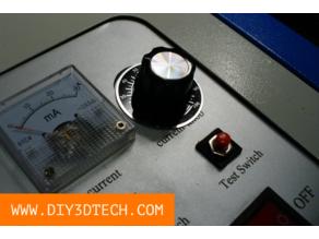 k40 40 Watt CO2 Laser Square Button Adapter!