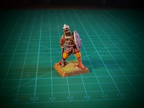 Saracen 28mm (no supports needed)