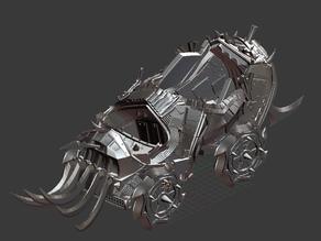 Tormentor from Baldur's Gate: Descent into Avernus - Infernal War Machine